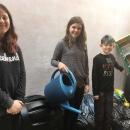 Composting at Hannah Senesh