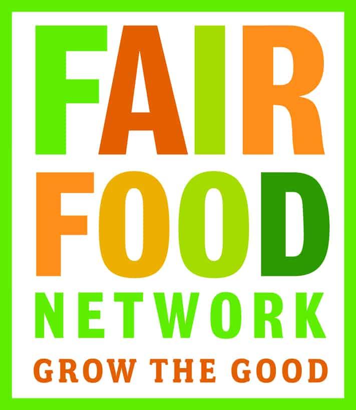 Fair Food Network Logo Hazon