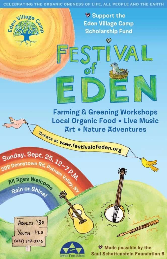Festival of Eden