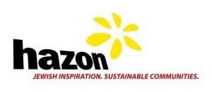 Hazon: Jewish Inspiration, Sustainable Communities.