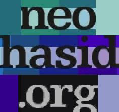 neohasid block logo to print