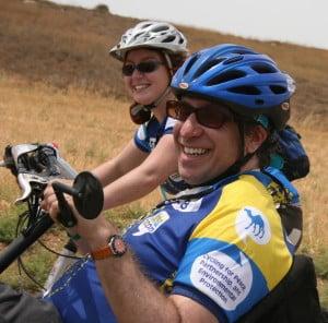 Nigel in Israel