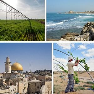 2019 Hazon Sustainable Israel Tour: Impact Investing