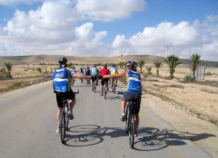 Hands Israel Ride