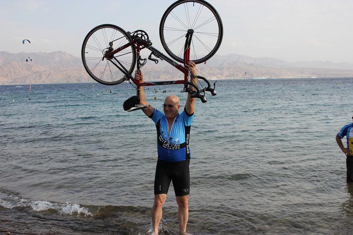 Art Gould Israel Ride