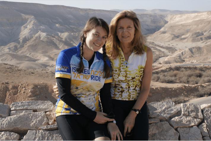 Women israel ride