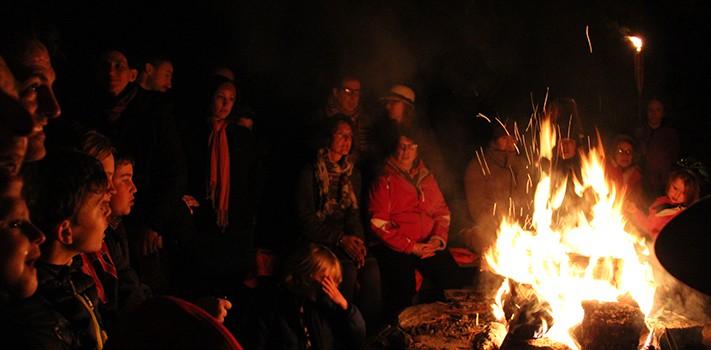 banner - campfire