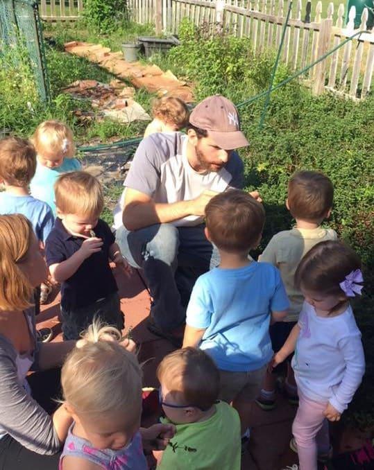 close - The Garden Fellowship