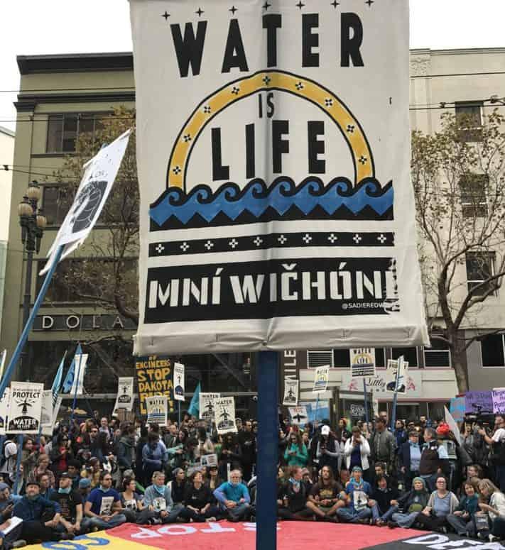 Mayim chayim: Water is Life | Photo: Daniella Aboody