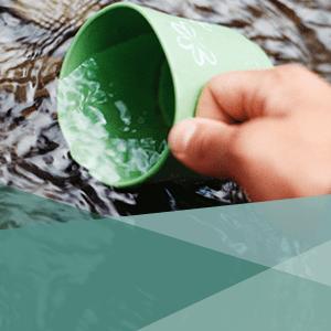 Betzalel's Workshop: Recycled Handwashing Cups