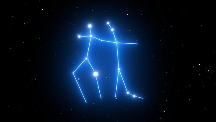 Gemini - Cosmic Wrestling | image: wikimedia commons