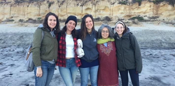 Jewish Community Farming gathering
