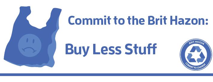Buy Less Stuff