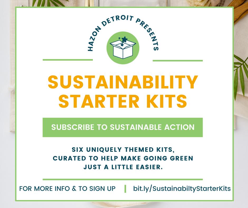 Sustainability Starter Kits