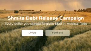 shmita stories relieve medical debt